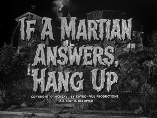 Season One Title Card