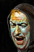 Basil Gogos Vincent Price The Pit and The Pendulum
