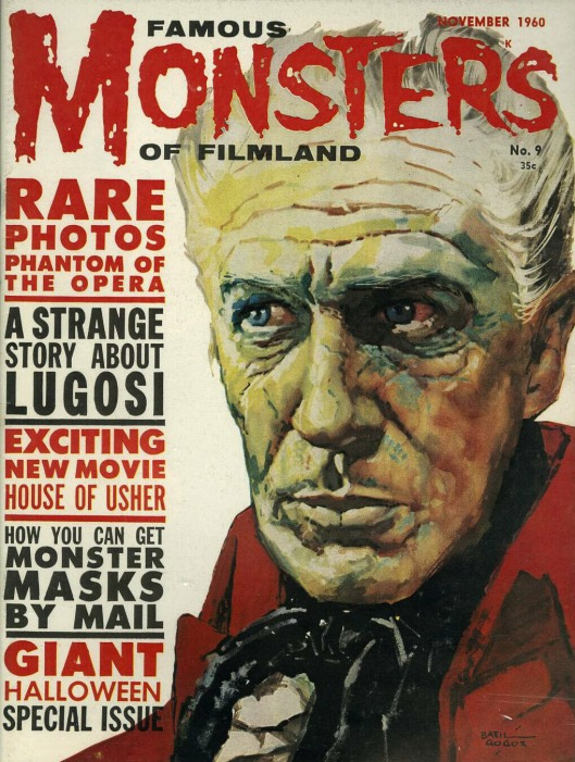 Famous Monsters of Filmland 9
