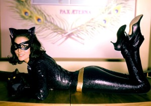 Lee Meriwether, Catwoman